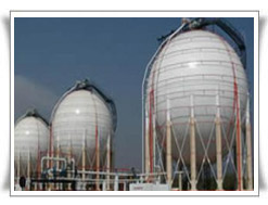LPG Spherical Storage Tanks